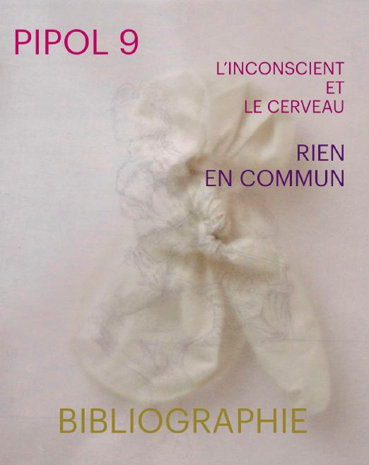 Bibliographie Pipol9